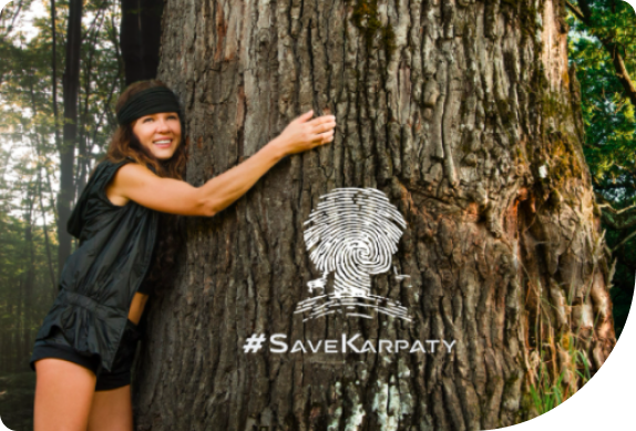 At #Euregionsweek (European Week of Regions and Cities), the Ukrainian singer, the ambassador of renewable energy sources in the world Ruslana will present her project to save the Carpathian forests, preserve the natural and cultural diversity of the Carpathians.